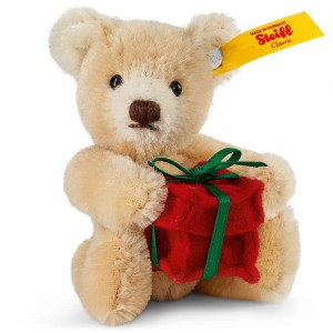 Steiff Mini Teddy Bear Present