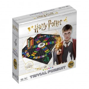 Harry Potter Trivial Pursuit ULTIMATE Edition NEW