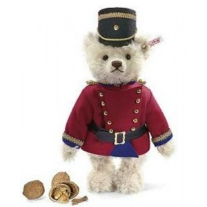 Steiff Nutcracker Teddy Bear