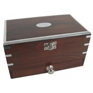 Traditional Wooden Jewellery Box