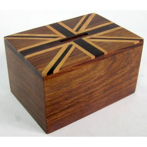 Union Jack Money Box