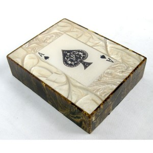 Double Card Box