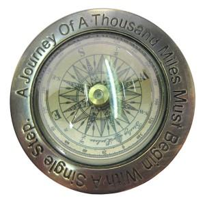 Paper Weight Compass