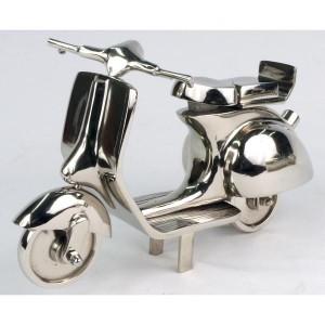 Aluminium Scooter Nickel