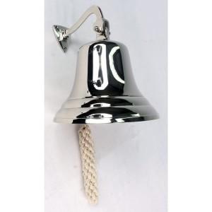 Aluminium Hanging Bell 15cm