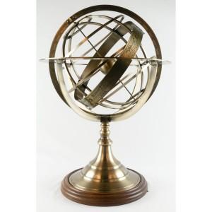 Armillary Globe Dia 40cm