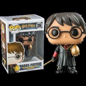 POP! Vinyl: Harry Potter: Harry Triwizard With Egg (Exc)