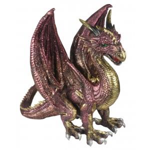 Pink & Gold Dragon 54cm