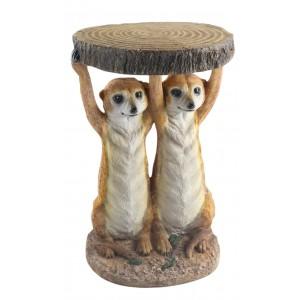 Meerkats Table - 49cm
