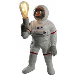 Astronaut Monkey Table Lamp 47.5cm