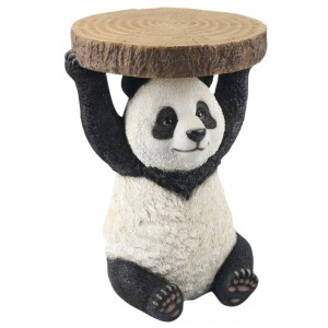 Giant Panda Side Table 34.5cm