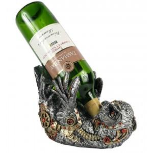 Mechanical Owl Wine Bottle Holder 21.5cm