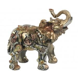 Steampunk Mechanical Elephant 22.5cm