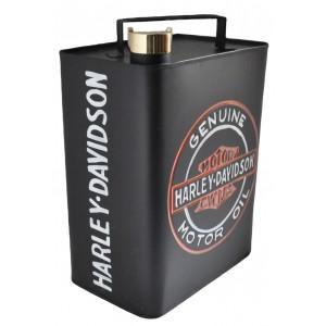 Harley Davidson Oil Can - 33cm
