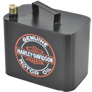 Harley Davidson Oil Can Small - 26cm