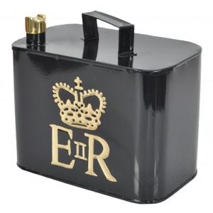 ER Black Oil Can Small 26cm