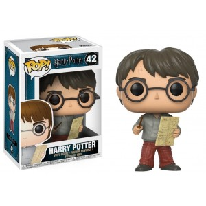 POP! Vinyl: Harry Potter: Harry With Marauders Map