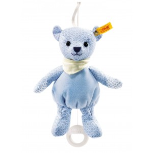 Steiffs Little Circus Teddy Bear Music Box