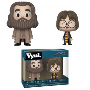 Vynl. - Rubeus Hagrid & Harry Potter - Vinyls