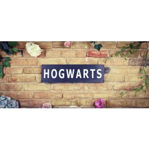 Hogwarts Sign, New Style