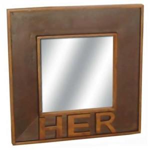 Acacia Lisbon 'Her's' Mirror
