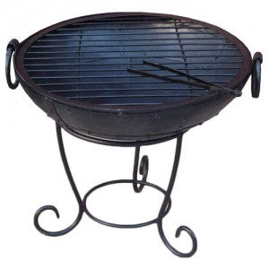 Fire Bowl with Stand (Medium)
