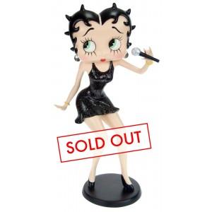 Betty Boop Singer
