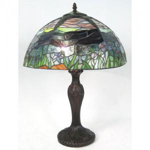 Scenic Design Tiffany Lamp + Free Bulbs