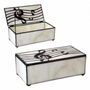 Melody Trinket Jewellery Box