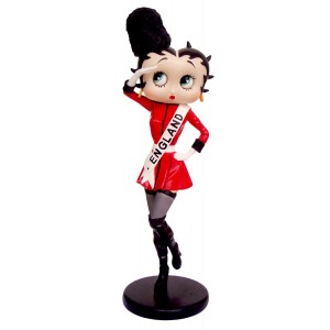 Betty Boop in England Costume 33.5cm