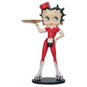 Betty Boop Rollerskate Waitress