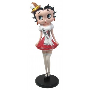 Betty Boop In German Costume 31.5cm