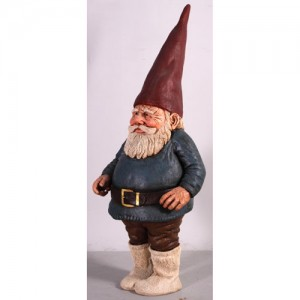 Gnome 4ft Resin Statue