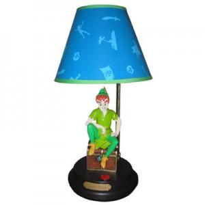 Peter Pan Lamp + FREE BULB