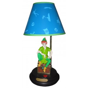 Peter Pan Lamp + FREE BULB