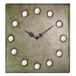 Mirror Dot Clock