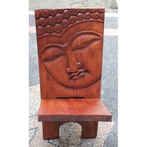Wani Wood Buddha Chair Stool 70cm