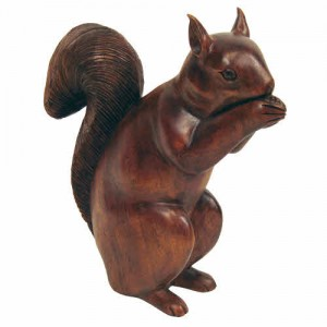 Suar Wood Squirrel - 30cm