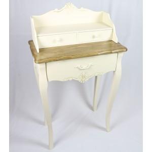 Loire Range Antique Cream French Style Ladies Desk