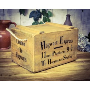 Vintage Chest, Hogwarts Express
