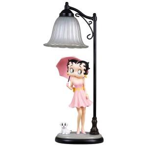 Betty Boop Parasol Lamp
