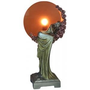 Sleeping Lady Lamp + Free Bulb  46cm