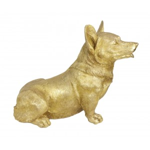 Golden Corgi Dog Welsh Pembroke - 44cm