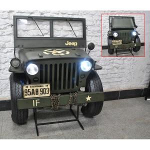 Jeep Storage Box