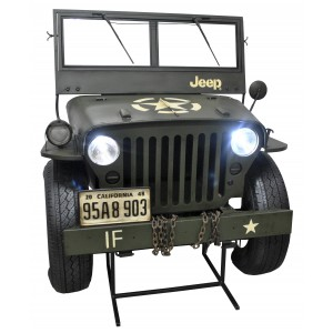 Jeep Storage Box