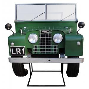 Series 1 Land Rover Storage Box Bar Drinks Cabinet 119cm