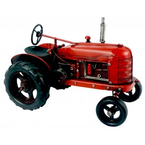 Red Tractor - 24cm