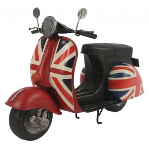 Union Jack Scooter - 16cm