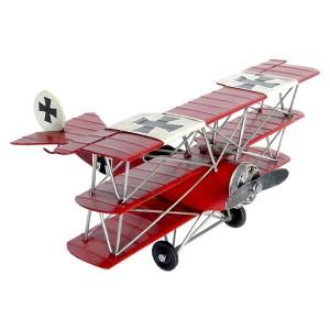 Red Baron Tri plane Model