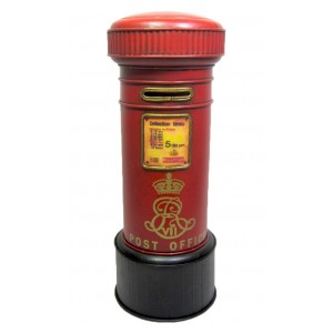 Post Box Money Bank - 38.5cm